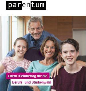 parentum Nürnberg – Eltern+Schülertag für die Berufs- und Studienwahl